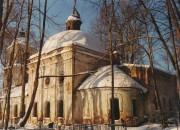 Церковь Троицы Живоначальной - Троица-Вязники - Талдомский городской округ и г. Дубна - Московская область
