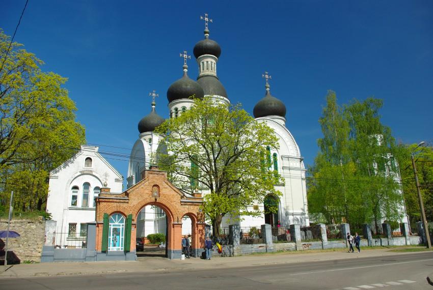 Церковь Усекновения главы Иоанна Предтечи на Ивановском кладбище, Рига