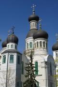 Церковь Усекновения главы Иоанна Предтечи на Ивановском кладбище - Рига - Рига, город - Латвия