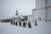 Гороховец. Николо-Троицкий монастырь. Часовня-киворий над усыпальницей П.П. Кожина