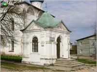 Часовня Александра Невского - Гороховец - Гороховецкий район - Владимирская область