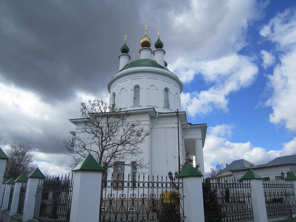 Церковь Илии Пророка, Иваново