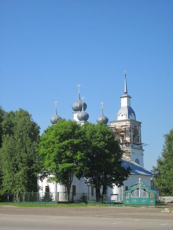 Церковь Николая Чудотворца, Кадый