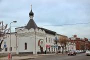 Часовня Филиппа Ирапского - Череповец - Череповец, город - Вологодская область