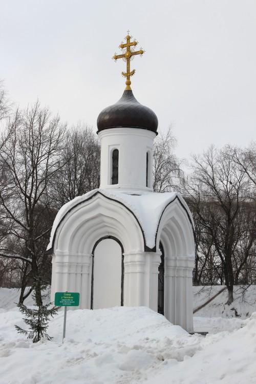 Часовня Владимирской иконы Божией матери, Вологда