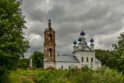 Церковь Смоленской иконы Божией Матери - Фёдоровское - Ярославский район - Ярославская область