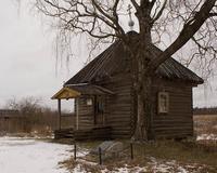 Часовня Нила Столобенского - Залазы - Струго-Красненский район - Псковская область