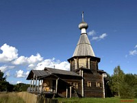 Церковь Нила Сорского - Ферапонтово - Кирилловский район - Вологодская область