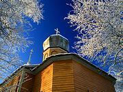 Церковь Грузинской иконы Божией Матери - Хохловы Горки - Порховский район - Псковская область