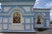 Залучье. Казанской иконы Божией Матери, часовня
