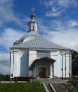 Церковь Вознесения Господня - Пржевальское - Демидовский район - Смоленская область