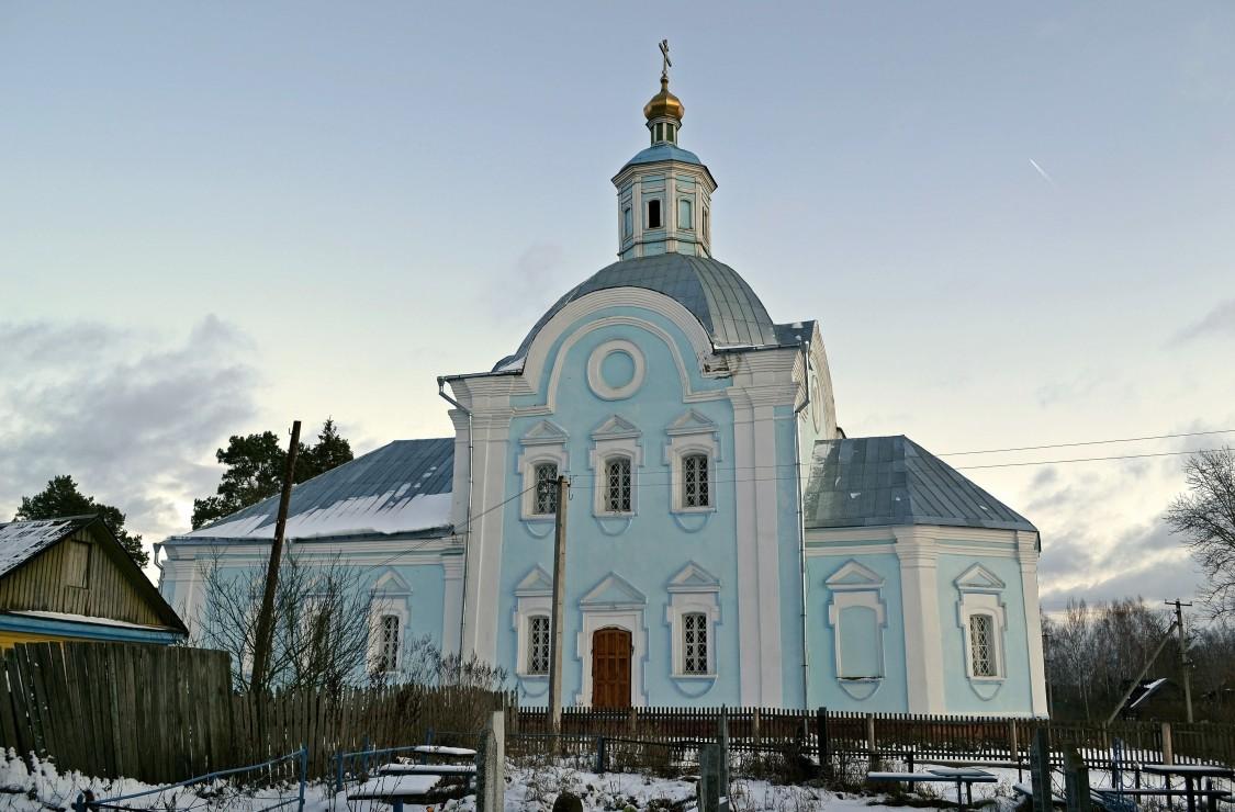Церковь Вознесения Господня, Пржевальское