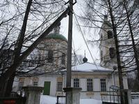 Церковь Покрова Пресвятой Богородицы - Покров - Рыбинский район - Ярославская область