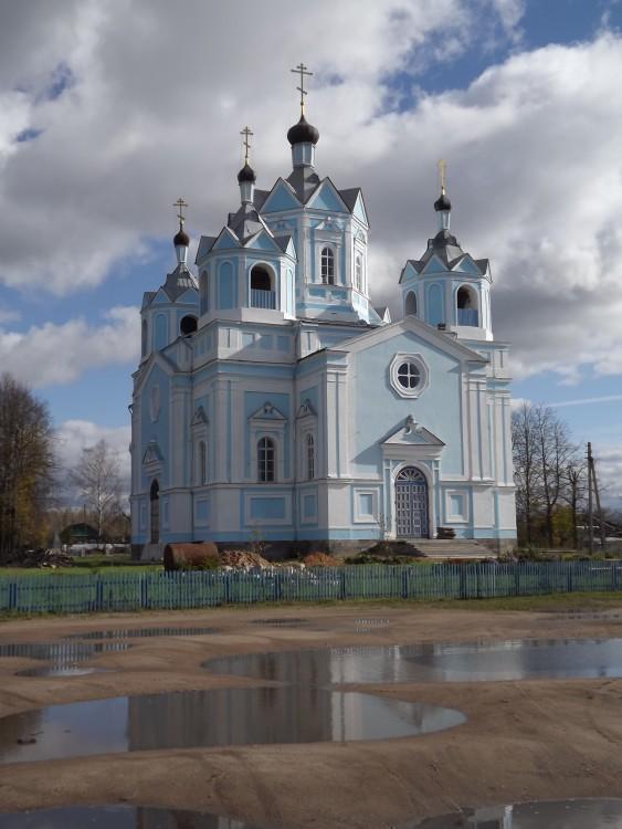 Церковь Успения Пресвятой Богородицы, Демидов