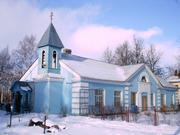 Церковь Тихвинской иконы Божией Матери - Назия, посёлок - Кировский район - Ленинградская область
