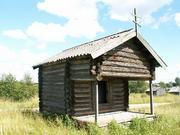 Часовня Илии Пророка - Врачево - Бокситогорский район - Ленинградская область