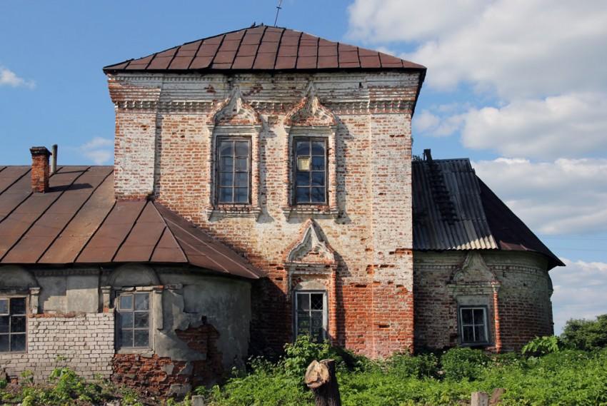 Церковь Смоленской иконы Божией Матери, Семёновское