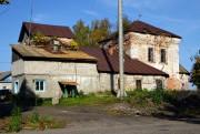Церковь Смоленской иконы Божией Матери - Семёновское - Нерехтский район - Костромская область