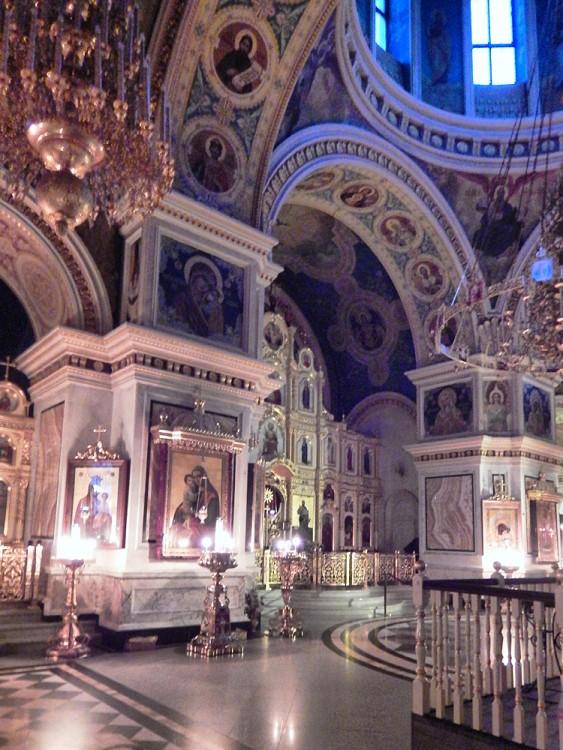 Кафедральный собор Рождества Пресвятой Богородицы, Уфа