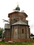 Церковь Рождества Иоанна Предтечи - Мякса - Череповецкий район - Вологодская область