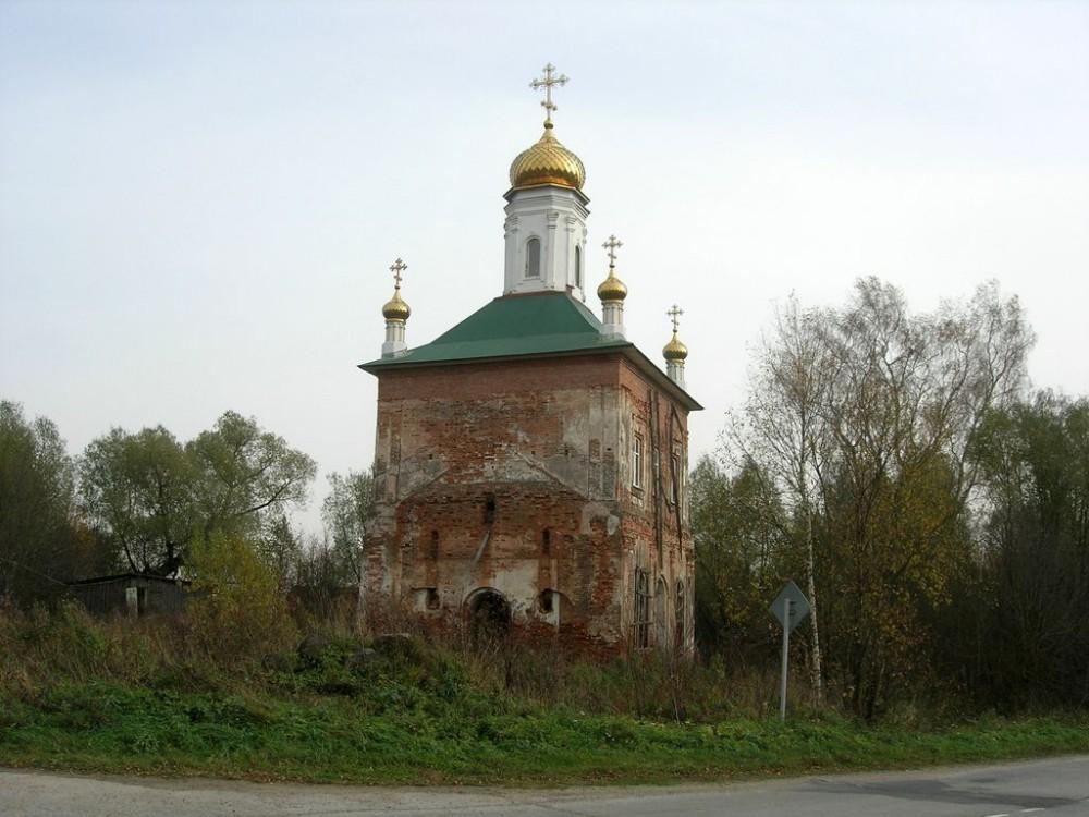 Церковь Богоявления Господня, Козохта