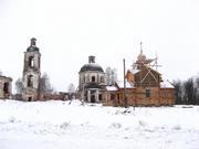 Церковь Илии Пророка (новая) - Батран - Череповецкий район - Вологодская область