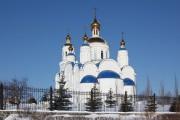 Церковь Спаса Преображения - Чебаркуль - Чебаркульский район и г. Чебаркуль - Челябинская область