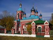 Церковь Троицы Живоначальной - Миасс - Миасс, город - Челябинская область