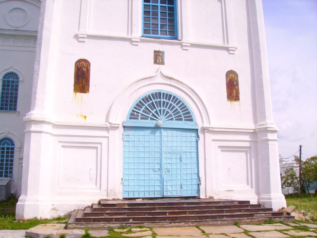 Церковь Вознесения Господня, Касли