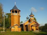 Церковь Боголюбской иконы Божией Матери - Люговичи - Лодейнопольский район - Ленинградская область