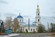 Дединово. Казанской иконы Божией Матери, церковь