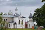 Пятогорский монастырь - Курковицы - Волосовский район - Ленинградская область