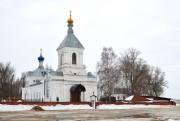 Срезнево. Казанской иконы Божией Матери, церковь