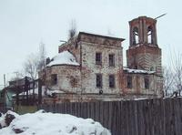 Вологда. Николая Чудотворца на Горе, церковь