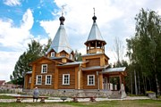 Церковь Сергия Радонежского - Вологда - Вологда, город - Вологодская область