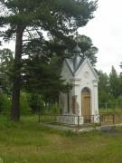 Часовня Николая Чудотворца - Царевичи - Прионежский район - Республика Карелия