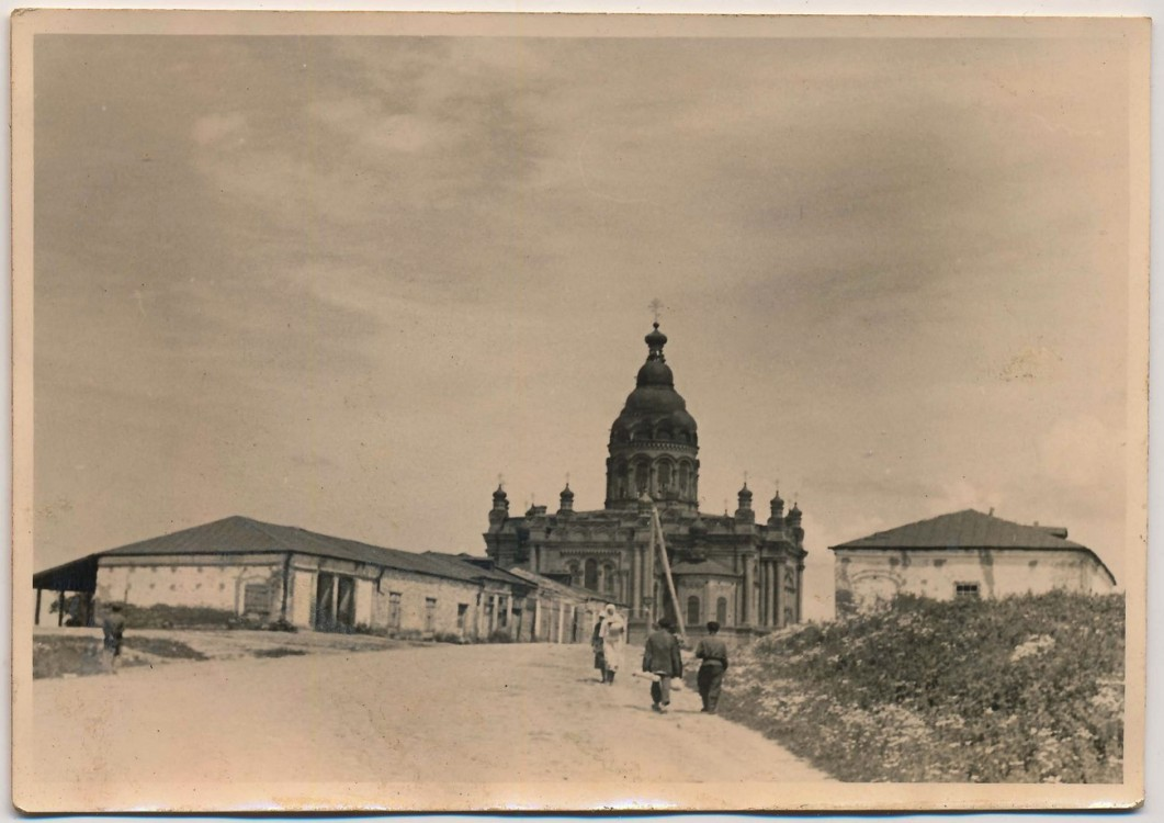 аварии старые фотографии обояни улочка города