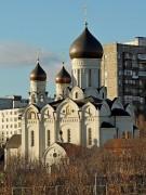 Северное Медведково. Серафима Саровского в Раеве, церковь