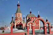 Церковь Иоанна Предтечи на Хованском кладбище - Николо-Хованское - Новомосковский административный округ (НАО) - г. Москва