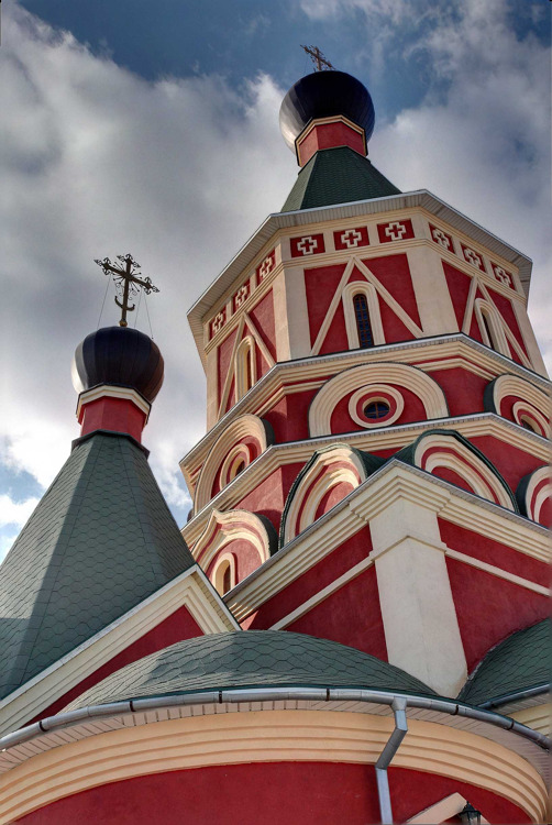 Церковь Иоанна Предтечи на Хованском кладбище, Москва