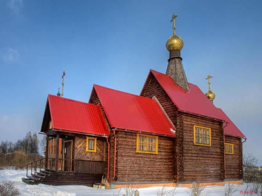 Александро-Невский монастырь. Церковь иконы Божией Матери