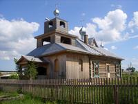 Церковь Флора и Лавра - Шадрино - Сарапульский район и г. Сарапул - Республика Удмуртия