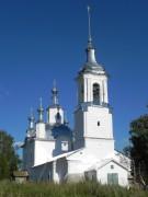 Церковь Николая Чудотворца - Ламаниха - Вологодский район - Вологодская область