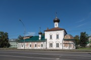 Церковь Казанской иконы Божией Матери на Торгу - Вологда - Вологда, город - Вологодская область