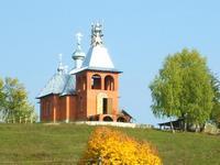 Церковь Николая Чудотворца - Поповка - Касимовский район и г. Касимов - Рязанская область
