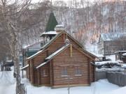 Церковь Александра Невского (деревянная) - Петропавловск-Камчатский - Петропавловск-Камчатский, город - Камчатский край
