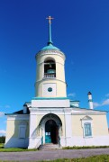 Церковь Успения Пресвятой Богородицы - Новинки (Лявля) - Приморский район - Архангельская область