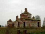 Церковь Илии Пророка (старая) - Батран - Череповецкий район - Вологодская область
