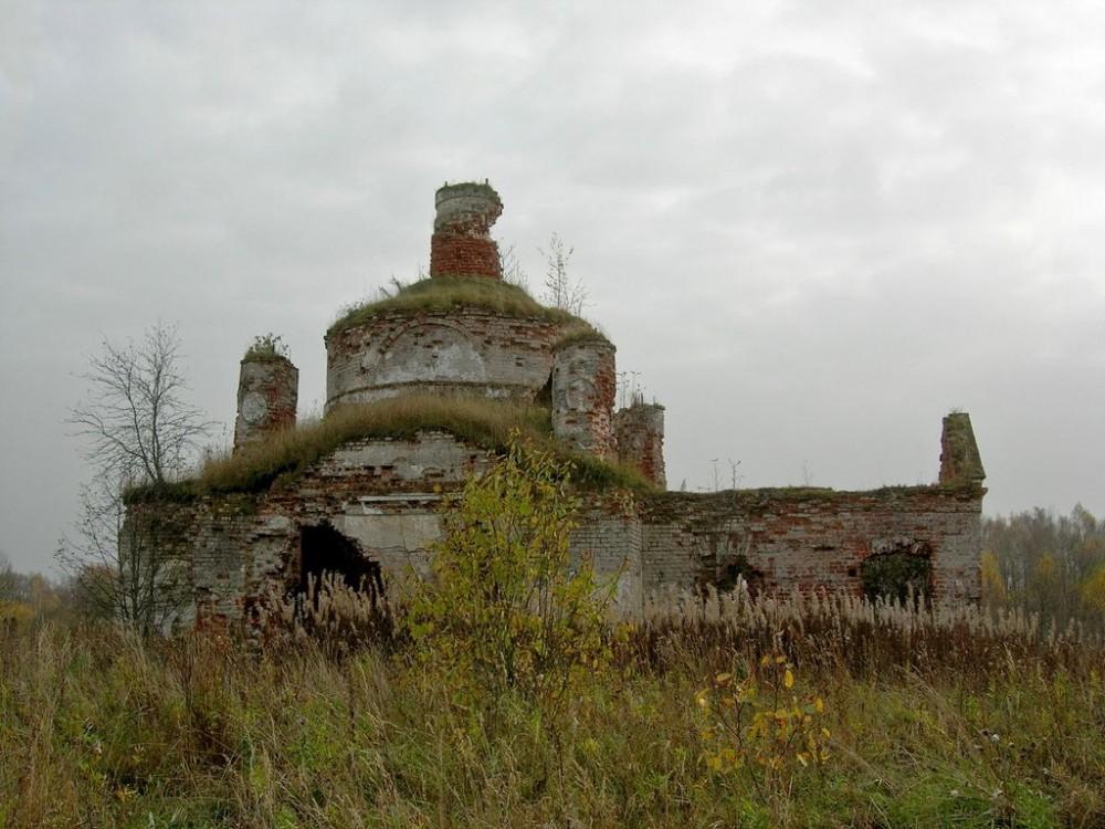Церковь Илии Пророка (старая), Батран