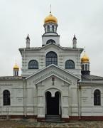 Гомельский Никольский мужской монастырь. Церковь Николая Чудотворца - Гомель - Гомель, город - Беларусь, Гомельская область